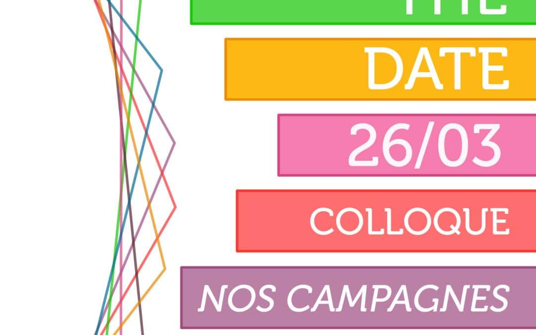 SAVE THE DATE – Colloque Accueil Champêtre en Wallonie