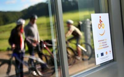 Carte RAVeL et label Bienvenue Vélo – Le cœur a ses raisons que la raison rencontre !