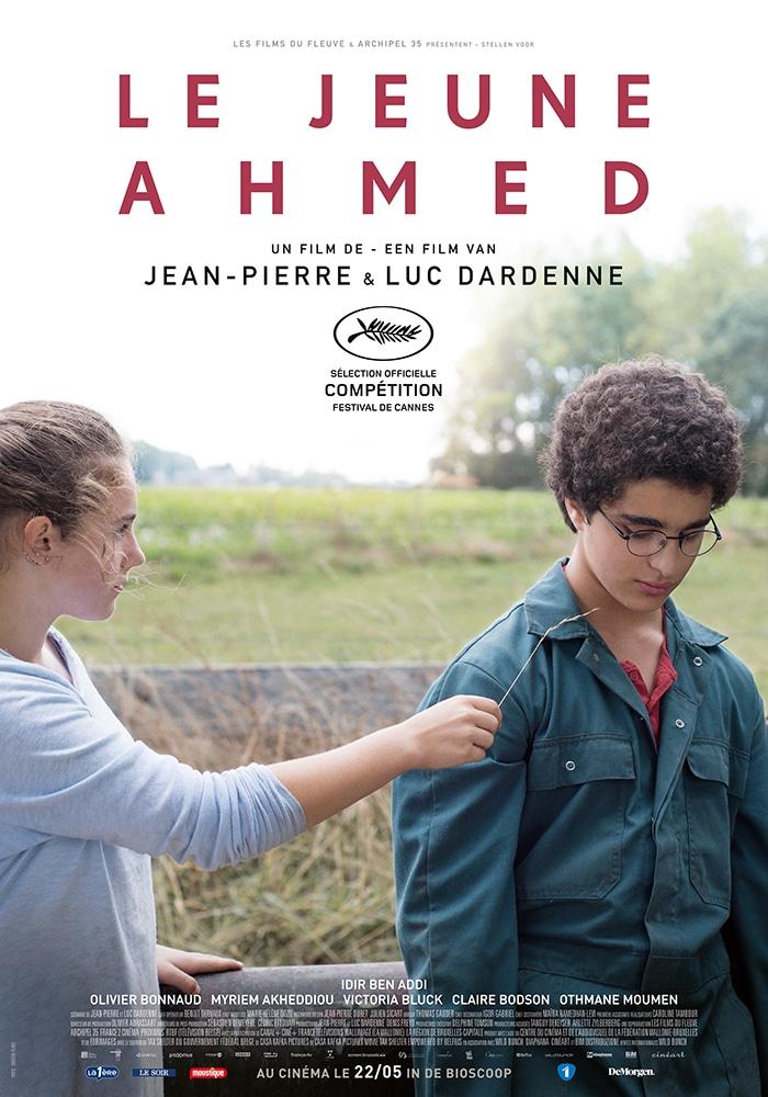 Affiche film Le Jeune Ahmed - Photo C.Plenus