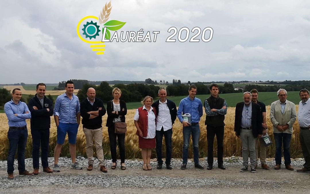 Découvrez les 5 lauréats du concours Agri-Innovation en vidéos