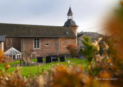 Gite de l'Horloge - HTT - Accueil Champêtre en Wallonie