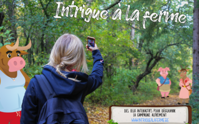 Intrigue a la ferme