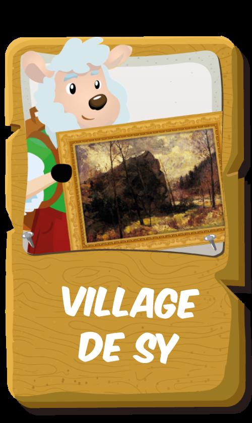 intrigue à la ferme - Village de Sy Sy