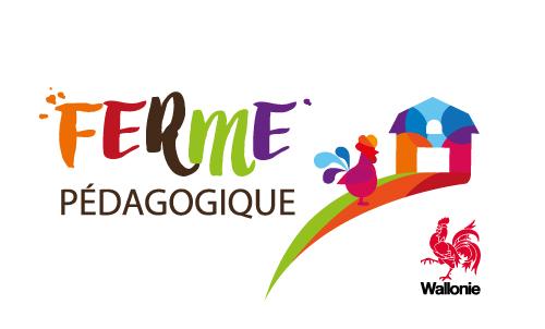 Logo ferme pedagogique reconnaissance